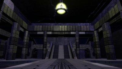 La mansión del 'Resident Evil' recreada en 'Halo: Reach'