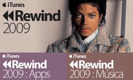 iTunes Rewind, Apple descubre lo más vendido de iTunes en 2009