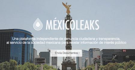 MéxicoLeaks, cómo utilizar la plataforma para filtraciones anónimas de México
