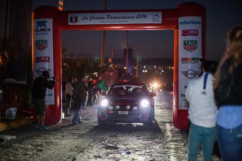 La Carrera Panamericana celebra su 30º aniversario: estas son las rutas y fechas de 2017