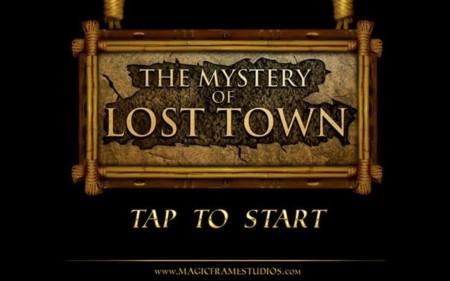 The Mystery of Lost Town, un juego patrio disponible tanto para tu iPad, como para tu iPhone o tu Mac