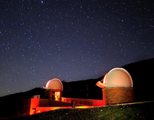 En este rincón de los Pirineos podrás tocar las estrellas con la mano