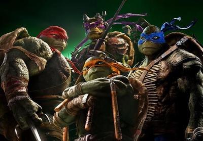 'Ninja Turtles (Las Tortugas Ninja)', aceptable pasatiempo descerebrado