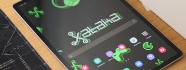 Samsung Galaxy Tab S7 FE, análisis: un dardo directo al iPad Air