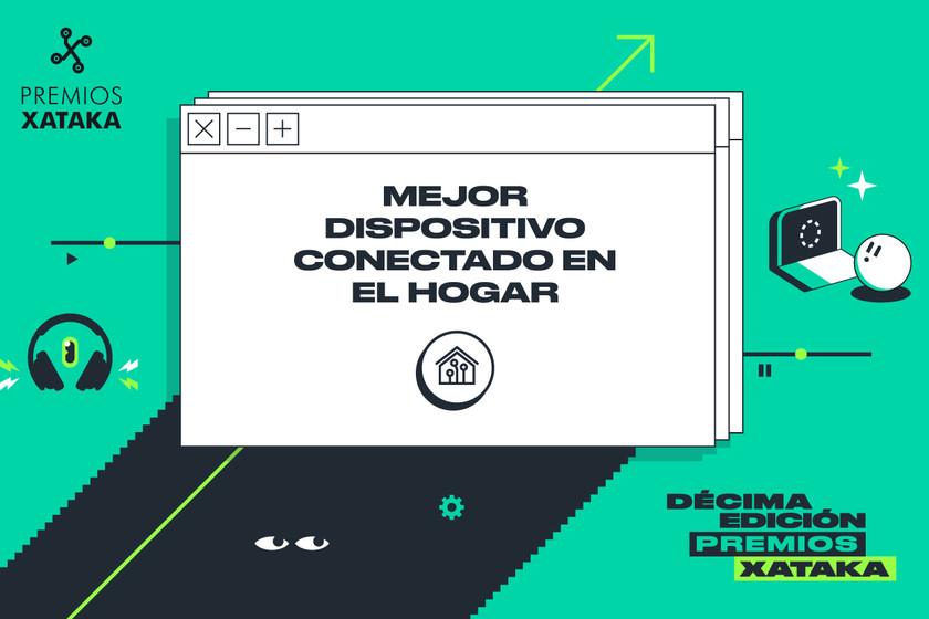 Mejor dispositivo conectado en el hogar: vota en los Premios Xataka 2019