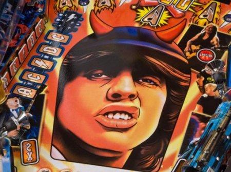 La Pinball de AC/DC