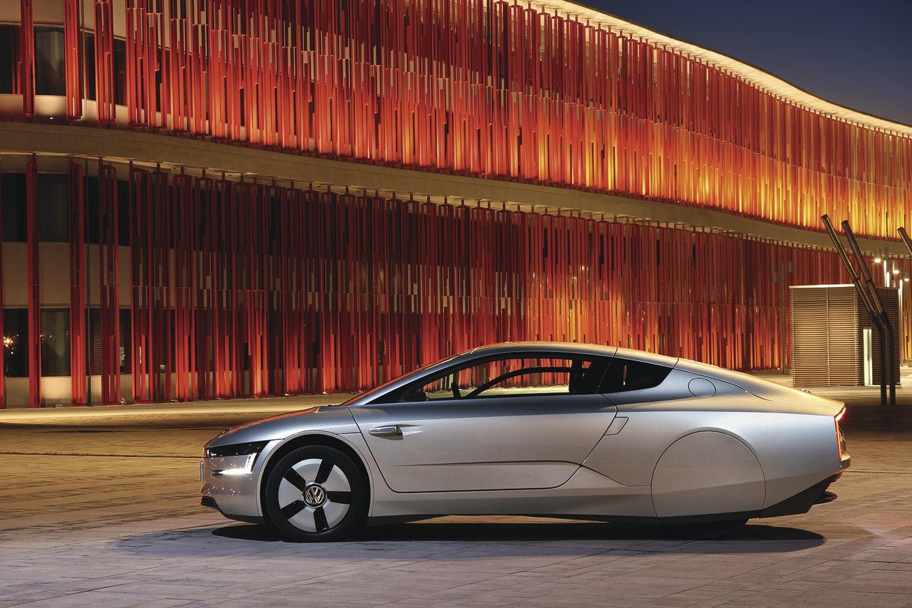 Foto de Volkswagen XL1 2013 (15/49)