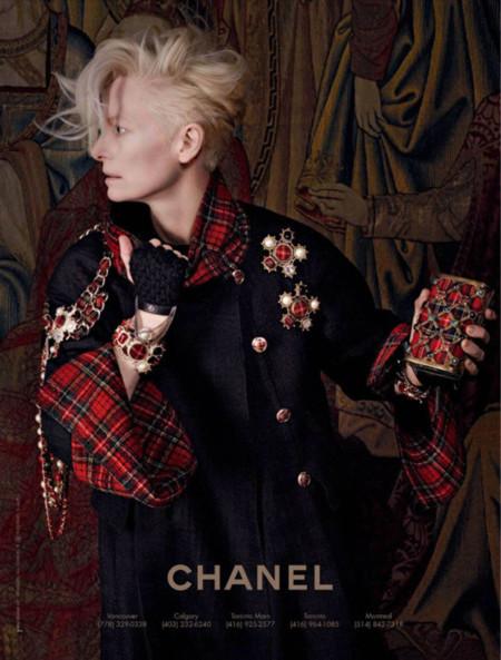 Chanel invierno 2014