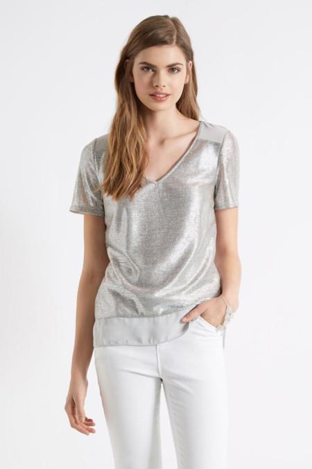 Camiseta Plata De Oasis