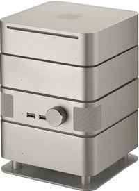 Tu Mac mini convertido en torre