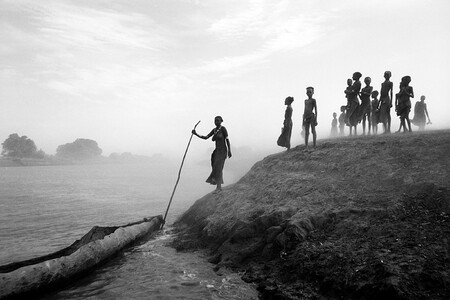 Hilary Hurt Dust Storm On The Omo River