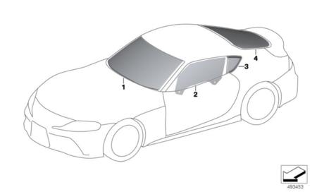 ¡Filtrado! Ya sabemos qué motores utilizará el Toyota Supra (y no sorprende a nadie)
