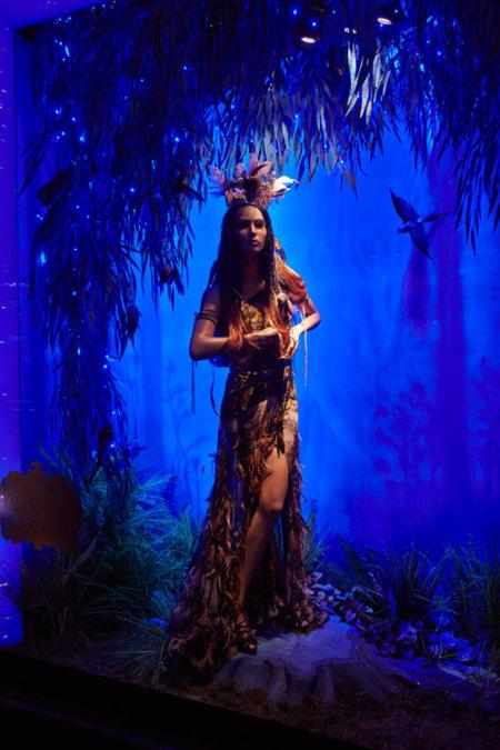 Pocahontas by Cavalli