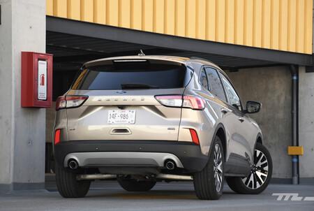 Ford Escape Hybrid Opiniones Mexico Prueba 4