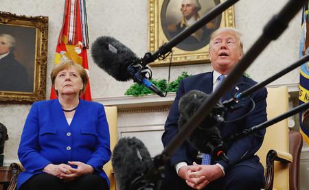 En unas horas, Trump debe decidir si inicia una guerra comercial o no. Y aún no lo tiene claro