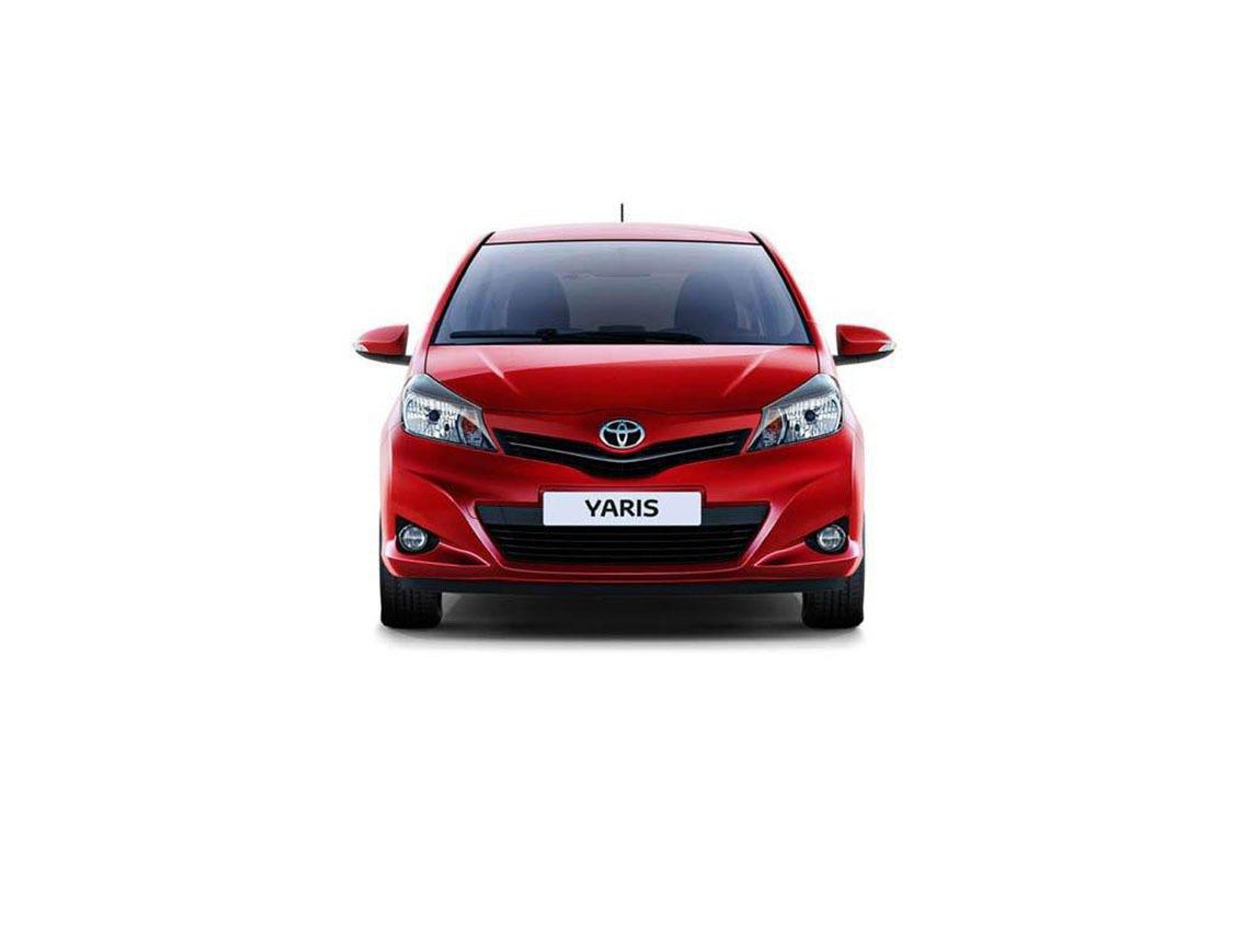 Foto de Toyota Yaris 2012 (5/10)