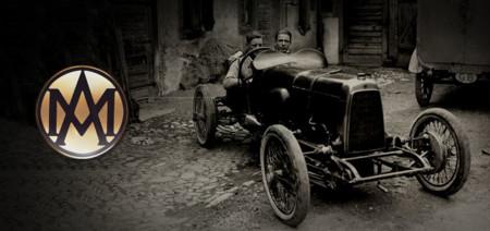 Logos de coches - Aston Martin 1922