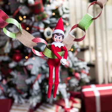 Elf on the shelf: en qué consiste esta divertida tradición navideña que puedes hacer con tus hijos