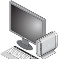 Dell Studio Hybrid, posible sobremesa compacto de Dell