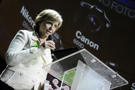 Mejor dispositivo avanzado de captura imagen y vídeo: Elena Martel (Canon)