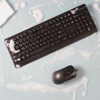 AZIO lanza una nueva línea de teclados y ratones a prueba de virus y bacterias que podrás meter en el lavavajillas