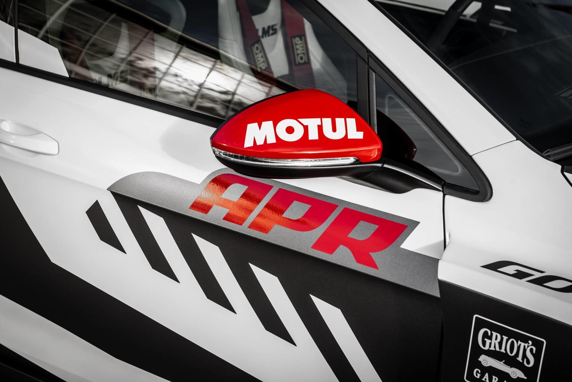Foto de APR Volkswagen Golf RLMS (6/15)