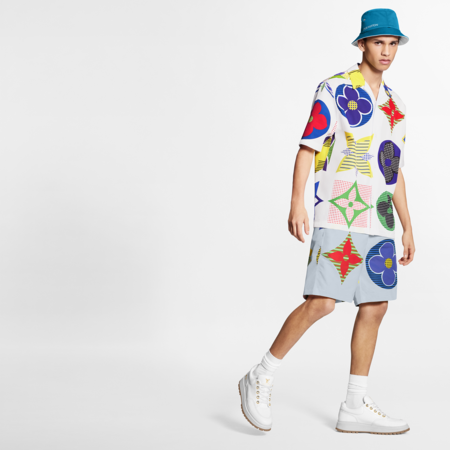 La colección con la que el Monogram de Louis Vuitton se convierte en puro pop art
