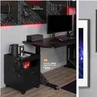 Ikea y Asus lanzarán una línea de muebles gaming en 2021, y una filtración nos permite echarle un vistazo al setup