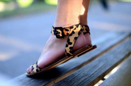 Y el calzado estrella de Zara para esta temporada es...