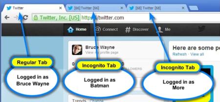 Multi-Account Login, utiliza varias cuentas en cada sitio web con esta extensión para Chrome