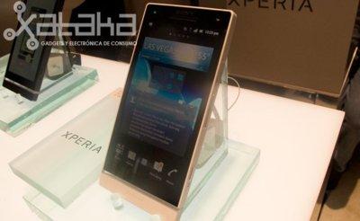 Sony Xperia S, primeras impresiones