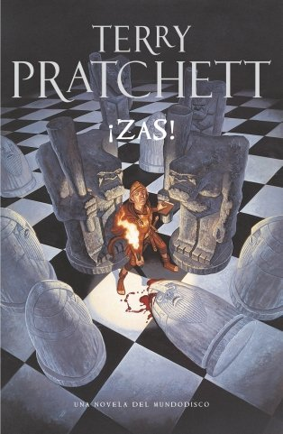 '¡Zas!', lo último de Terry Pratchett en nuestro país