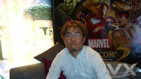 """""""Probablemente veremos más crossovers mientras los fans quieran."""" Entrevista a Ryota Niitsuma, productor y director de 'Marvel vs. Capcom 3'"""