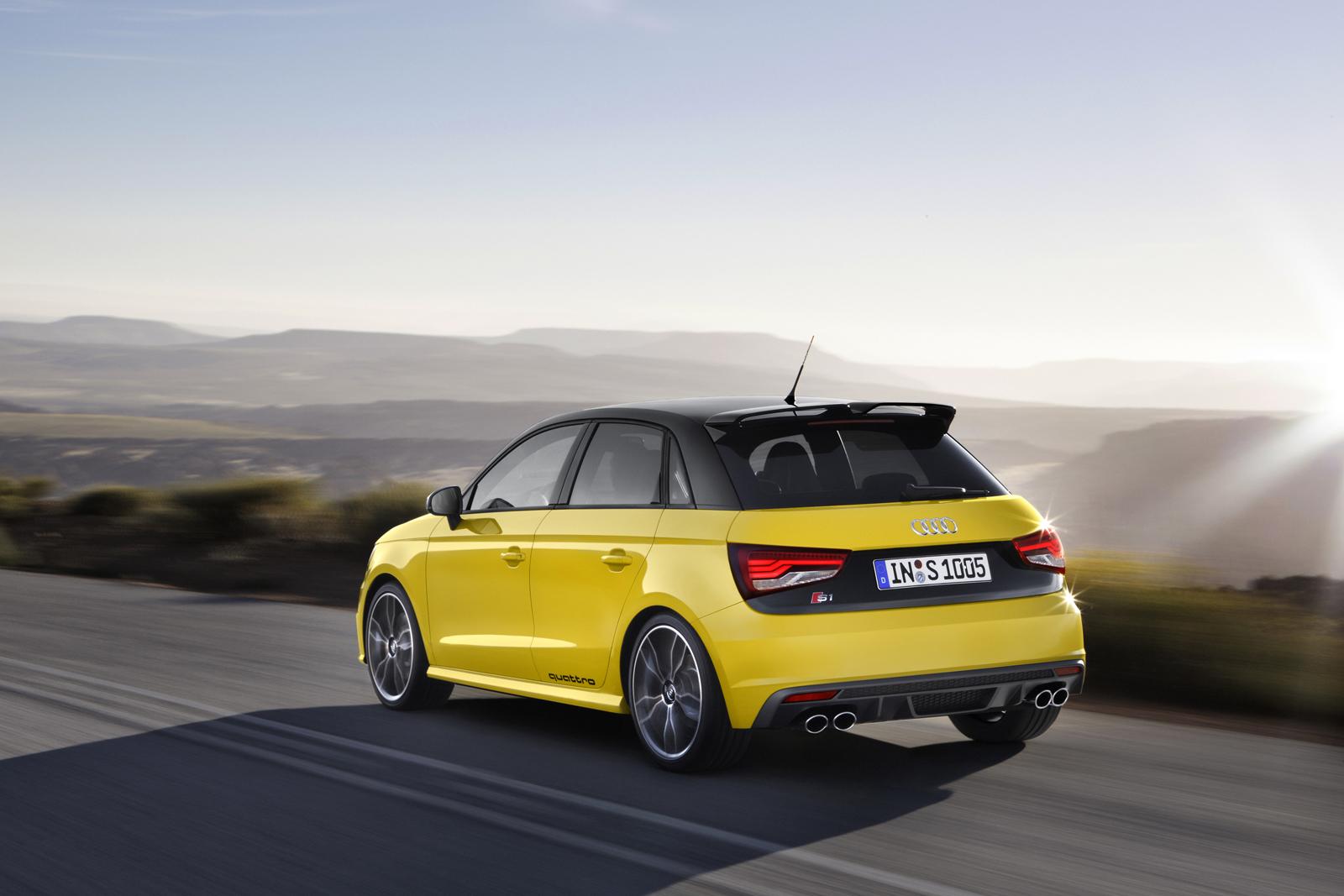 Audi S1 18 25