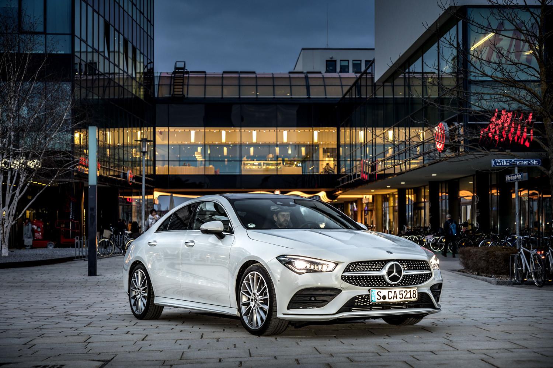 Foto de Mercedes-Benz CLA Coupé 2019, toma de contacto (134/248)