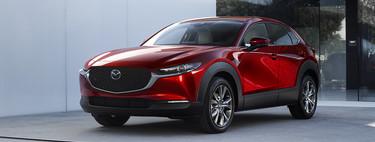 El Mazda CX-30 se abre espacio entre CX-3 y CX-5 con todo lo bueno de Mazda 3