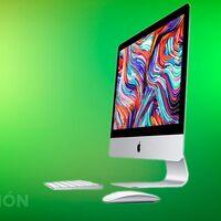 El iMac de 21 pulgadas 4K sale mucho más barato en eBay: MeQuedoUno lo tiene por sólo 1.079,99 euros con envío gratis