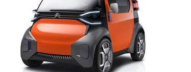 Citroën Ami One Concept, el micro auto eléctrico que todos vamos a querer manejar en el futuro