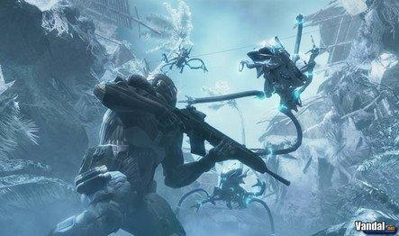 EA niega de nuevo el rumor de una versión de 'Crysis' para Xbox 360