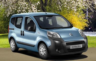 Citroën Nemo Combi SX Plus
