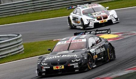 Sudando, pero BMW es campeón en la DTM