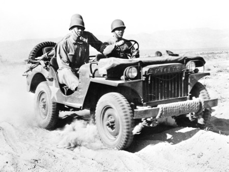 Jeep Willys Ma 3