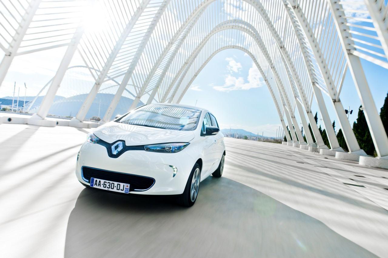 Foto de Renault ZOE (27/151)