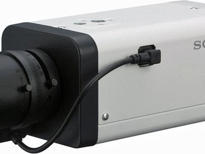 Las nuevas cámaras de vigilancia de Sony incorporan el sensor CMOS Exmor R para mejorar la imagen