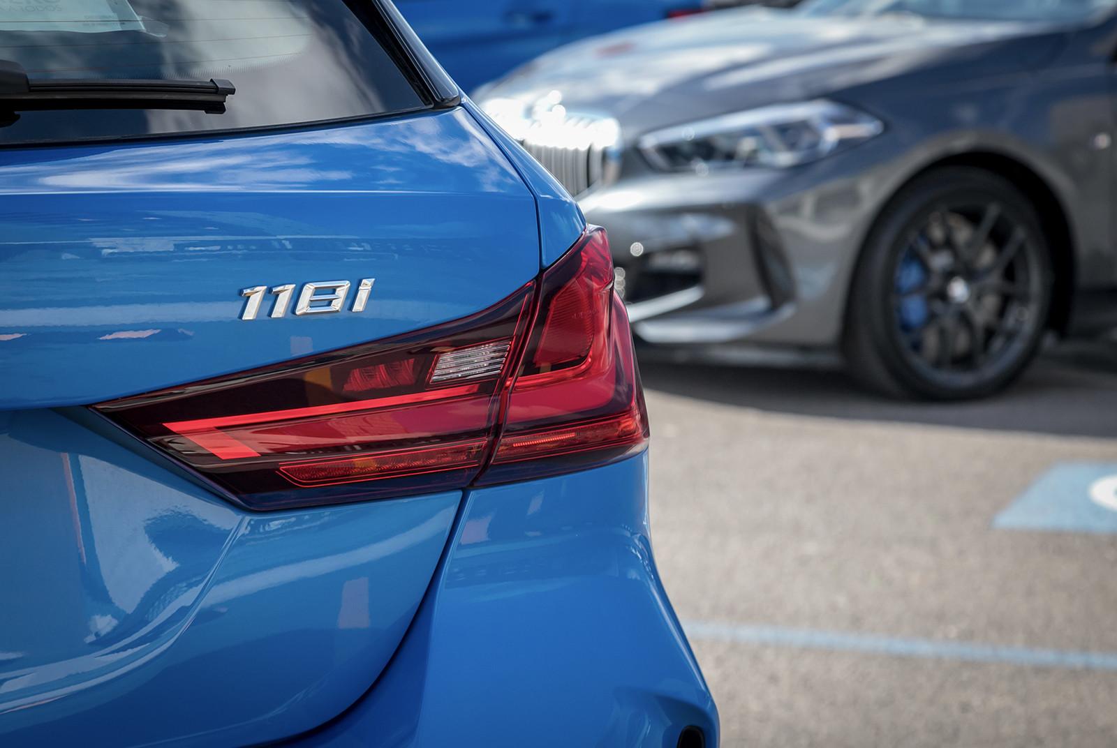 Foto de BMW 118i M Sport (lanzamiento) (16/23)