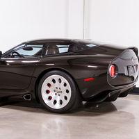 El Zagato Alfa Romeo TZ3 Stradale es un Dodge Viper vestido por Zagato en 2010, y hay uno en venta por 700.000 dólares