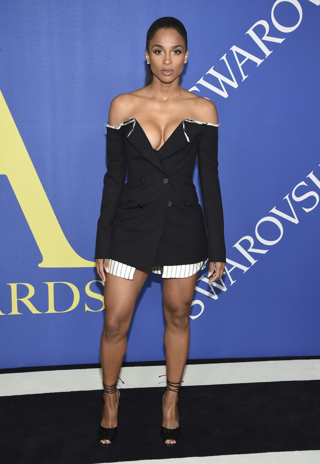 Cfda Awards 2018 Ciara