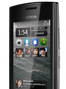 Nokia 500, el nuevo modelo económico con Symbian Anna de Nokia