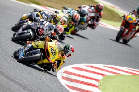 Moto2 Rins Zarco Catalunya 2016