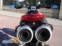 Ducati Hypermotard, la prueba (2/4)